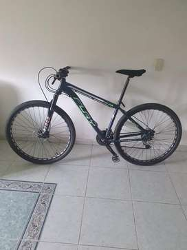 Bicicleta fury