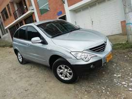 Ssangyong 2008 full equipo