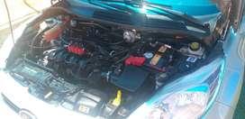 Ford Fiesta KD Titanium 2011