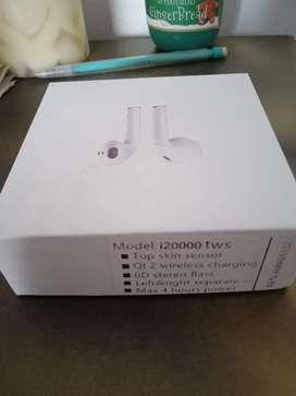 Audífonos inalámbricos i20000 tws
