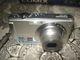 Camara Digital Panasonic Lumix Dmc Fs3 En Caja Exc.no Envio
