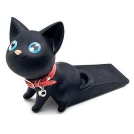 Tierno Tapón de Puerta en Forma de Gato