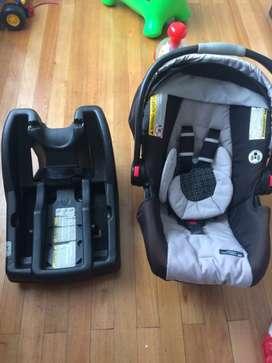 Silla de carro de bebé