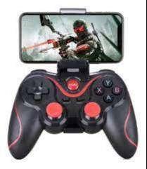 Control Bluetooth X3 Para Celular, Android, Pc, + Soporte