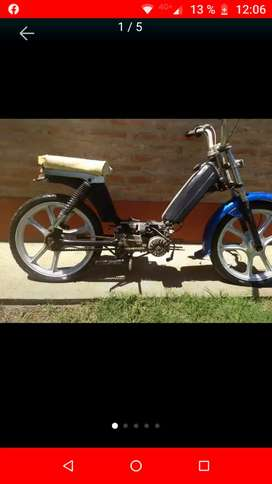 Gareli moto