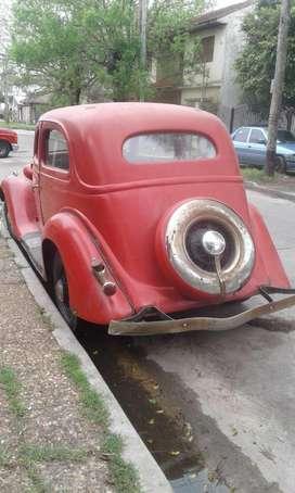 Ford sedan 2 puertas 1935