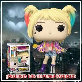 Funko Pop DC Harley Quinn
