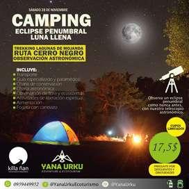 Astroturismo y Ecoturismo - Cerro Yana Urku