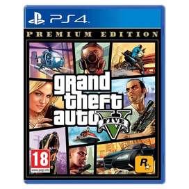 GTA V *Online Premium Edition*
