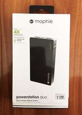 Estación de Carga MOPHIE POWERSTATION DUO!!!