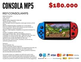 Consola MP5