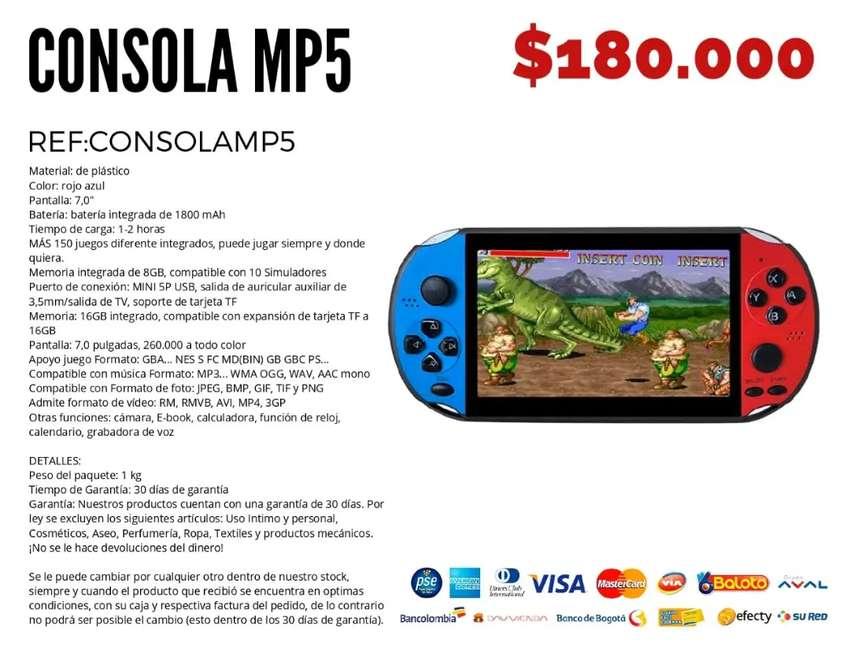 Consola MP5 0