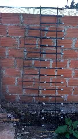 Rejas x metro lineal