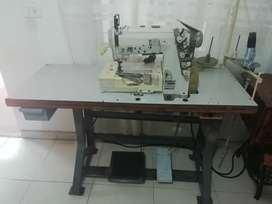 Máquina collarin kansai