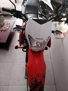 Honda xr150 original como nueva