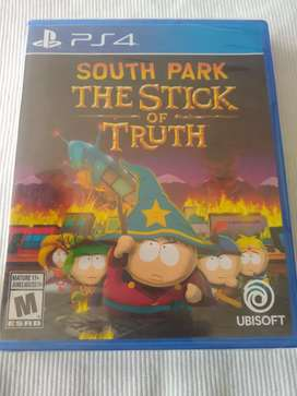 South park nuevo sellado ps4
