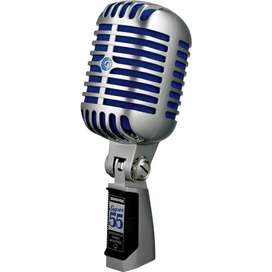 Micrófono Shure SUPER 55 Legendario