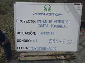 ESTUDIOS GEOTECNICOS MECANICA DE SUELOS