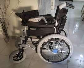 en venta silla de ruedas electrica nueva