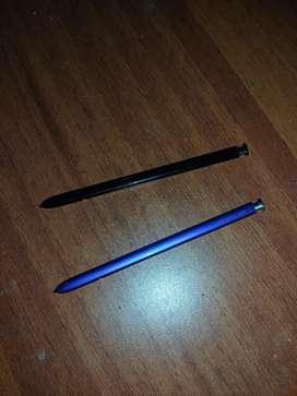 S pen o lápiz para Note 10 y 10 plus