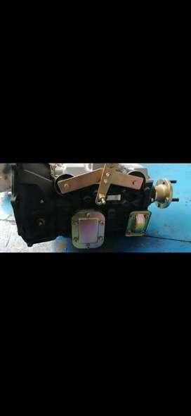 Caja de cambios de seis velocidades de camión Jac 1083
