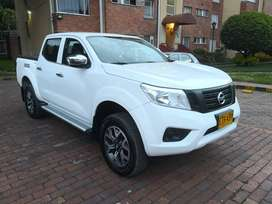 Nissan Frontier Np 300 4x4 diesel 2018, doble cabina, frontier 2018, diesel, camioneta nissan frontier NP300, 2018, 4x4