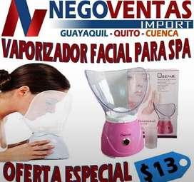 VAPORIZADOR FACIAL $13