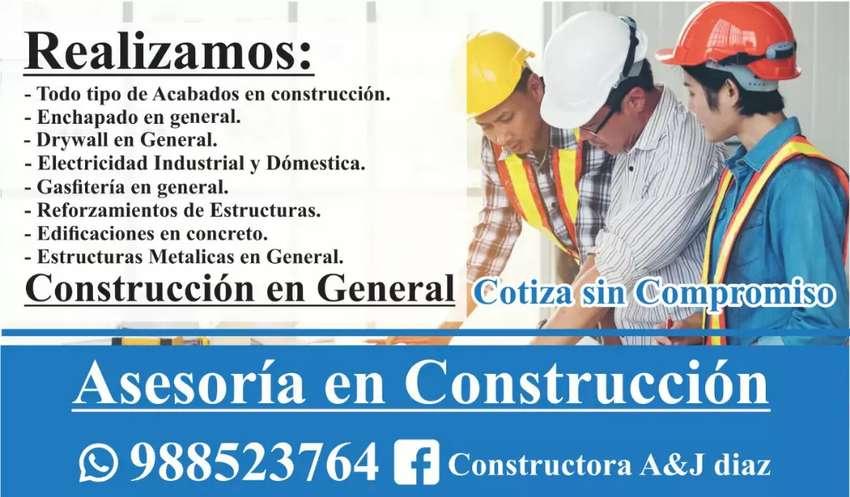 Contruccion de casa para vivienda 0