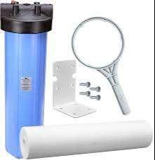 Filtro purificador de agua para Big Blue de 20 pulgadas