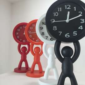 Reloj decorativo - Alarma - Pema Store