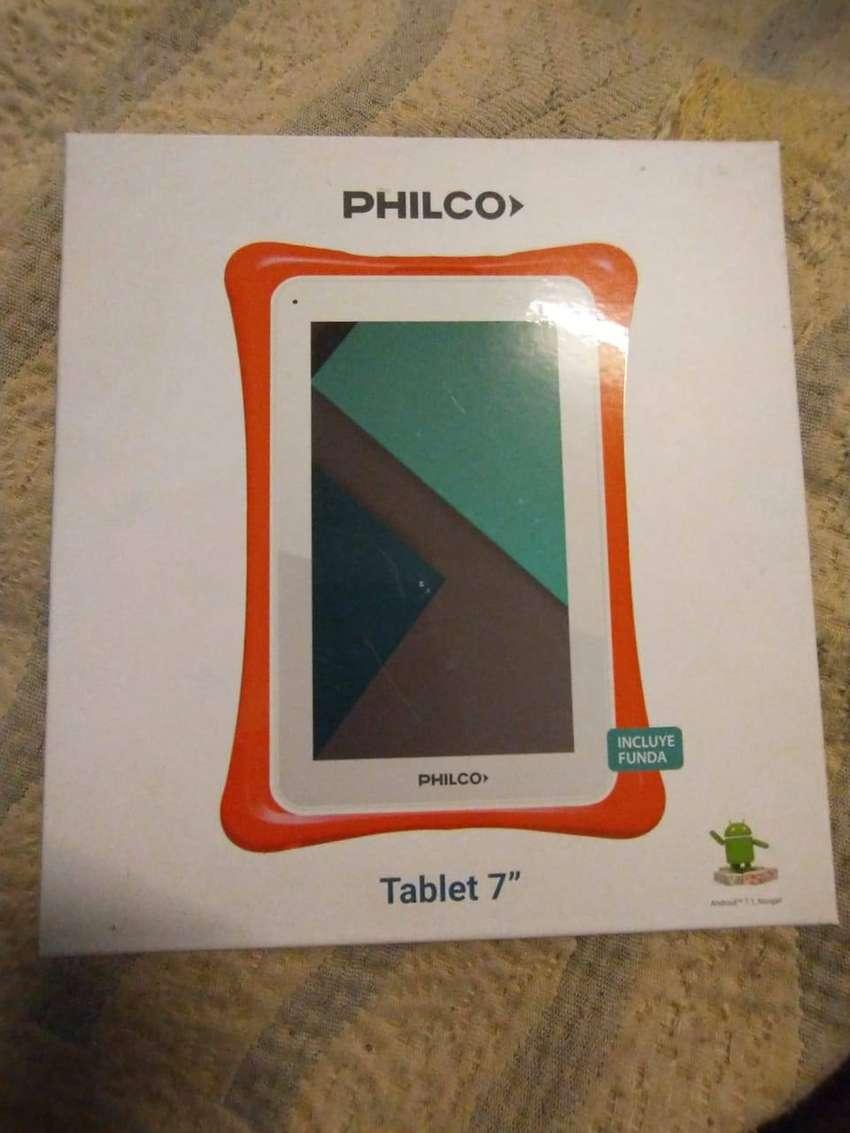 "Tablet Philco 7"" TP7A4N Kids 0"