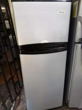 Nevera haceb no frost 245 litros con garantía