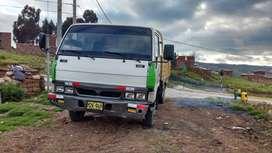 Camión hyundai