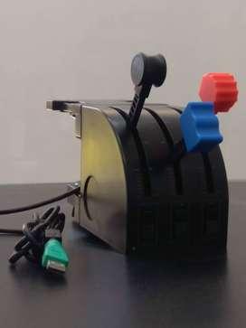 Controles de potencia, para simulador (Saitek PRO Flight) Nuevo.