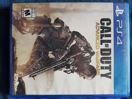 Cod Aw Ps4