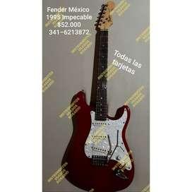 Fender México Nueva
