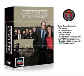 La Ley Y El Orden Serie Tv