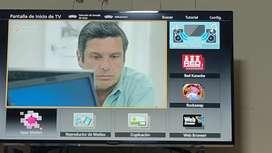 """TV Panasonic 40"""" modelo TC40DS600L"""