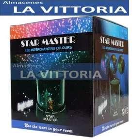 Lampara Star Master