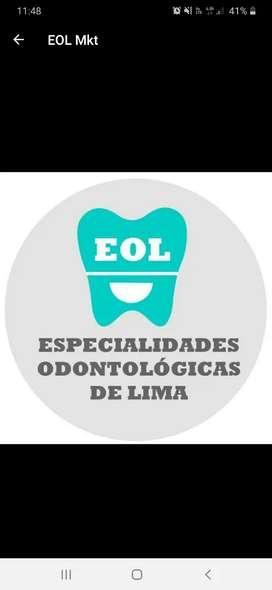 Odontologos(as)