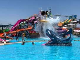 Vendo Rentable Negocio: Parque Acuático - Aqualandia - en Piura