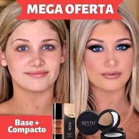 Seytú Manizales entrega inmediata maquillaje resistente al agua