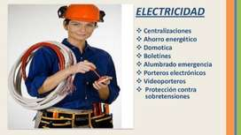 ELECTRICISTA VILLA PARAÍSO (CERRO COLORADO)