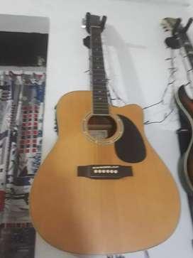 Guitarra Tipo Folk Excelente sonido