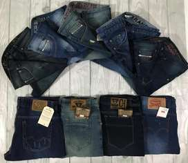 Jeans en Todas Las Marcas