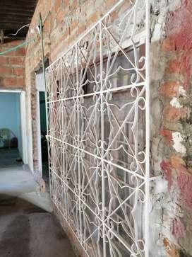 Venta de protector para ventana  en hierro