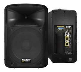 Parlante Skp Sk-4p 250w Rms Bluetooth