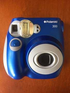 Camara Polaroid 300