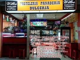 Se vende panadería ubicada en gualaquiza