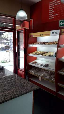 Vendo fondo de comercio o equipos de panadería en general